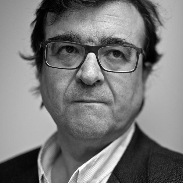 Billede Forfattere biografier Forlaget Aurora Boreal litteratur Forfatterfoto Javier Cercas