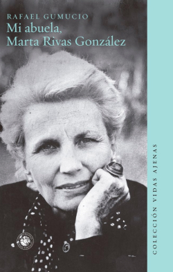 Carátula del libro de Mi abuela, narta Rivas González