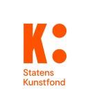 Logo Statens Kunstfond som støtte oversættelesen