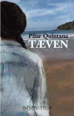 Omslag roman Tæven til køb ISBN 978-87-971309-4-0 Tæven lille kompleks roman Pilar Quintana