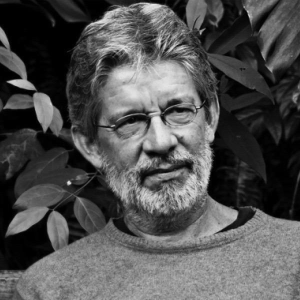 Billede Forfattere biografier Forlaget Aurora Boreal litteratur Forfatterfoto Tomás González