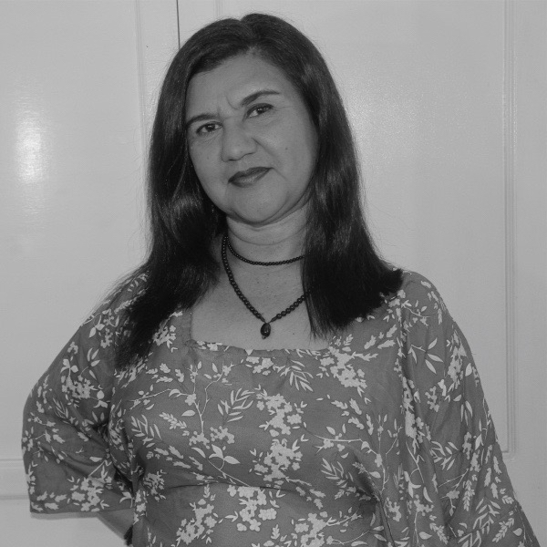 Billede Forfattere biografier Forlaget Aurora Boreal litteratur Forfatterfoto Vicenta María Siosi Pino